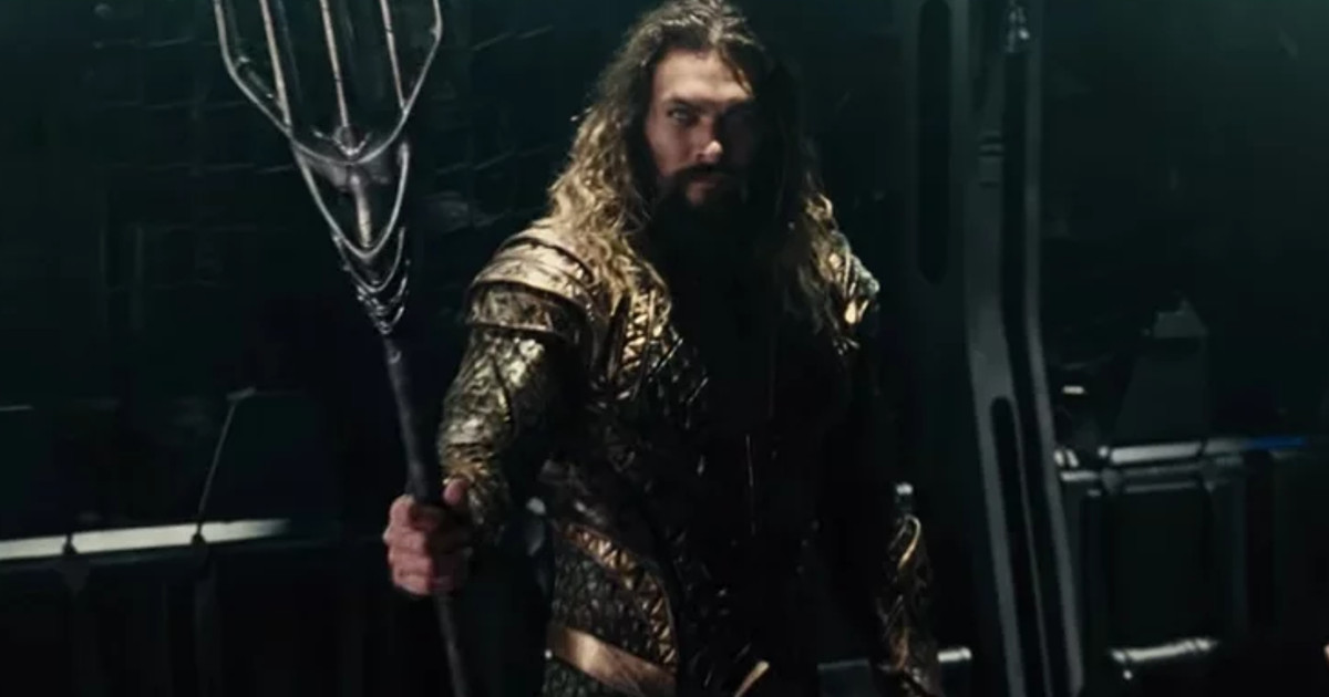 New Justice League Aquaman & Atlantis Concept Art