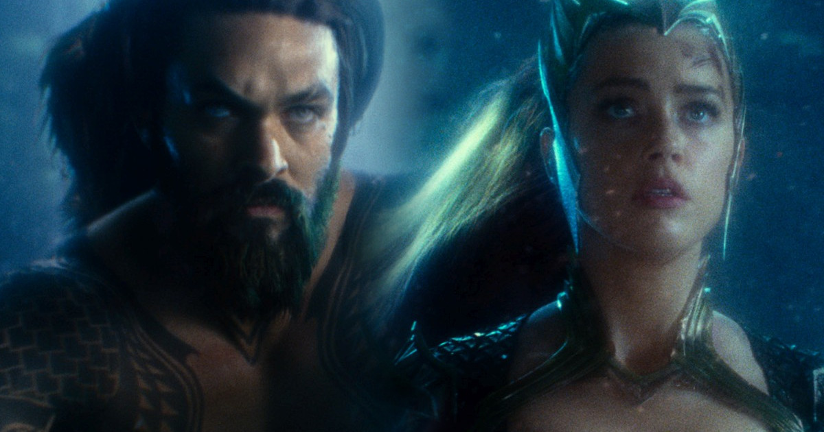 Justice League Aquaman Description