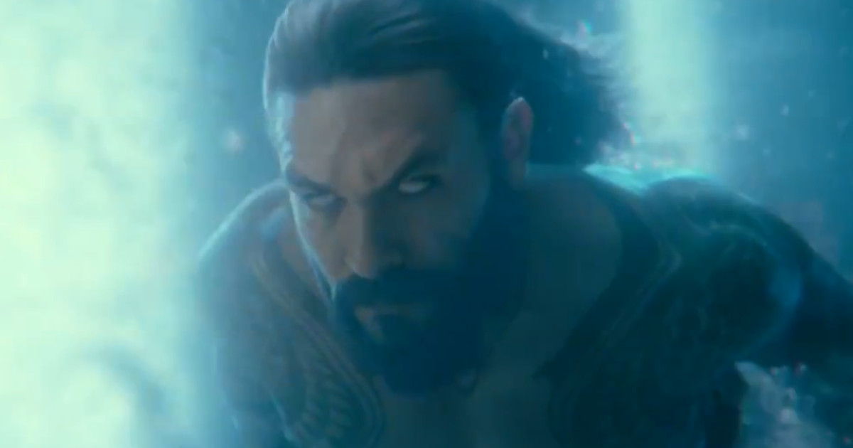 Justice League: Aquaman vs. Steppenwolf Spot