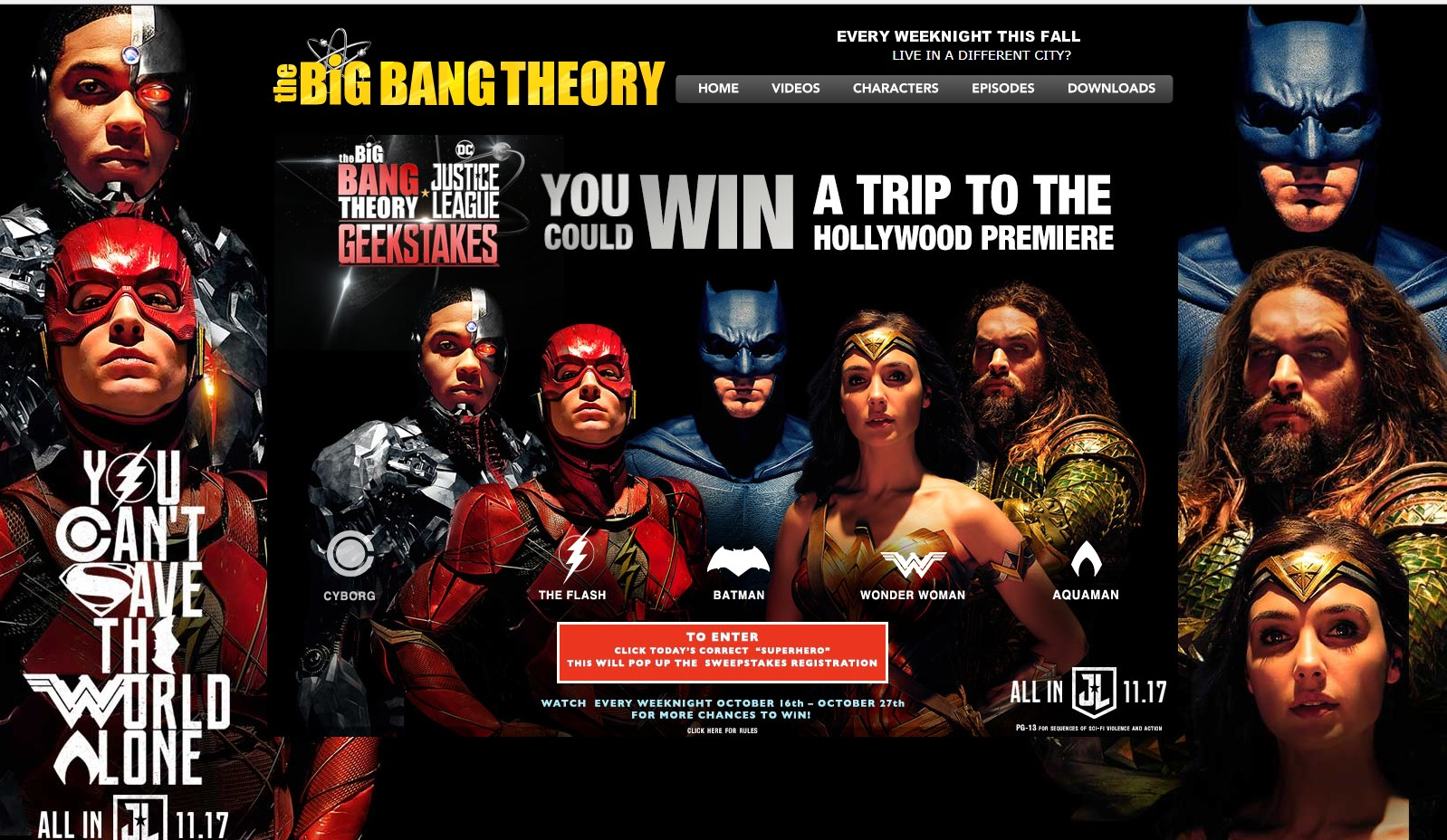 big bank theory justice league