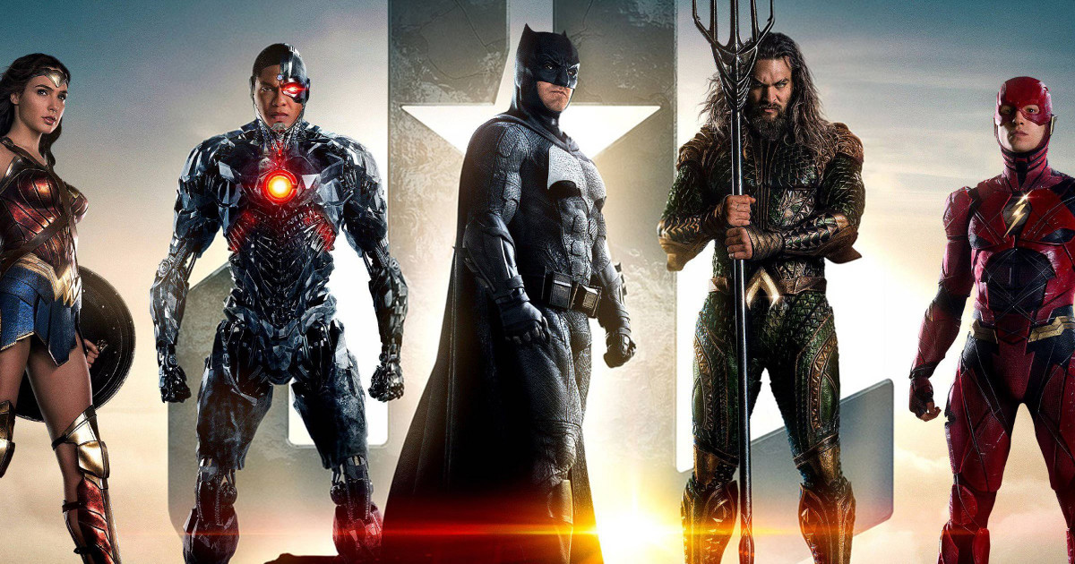 Justice League Character Promos Trailer
