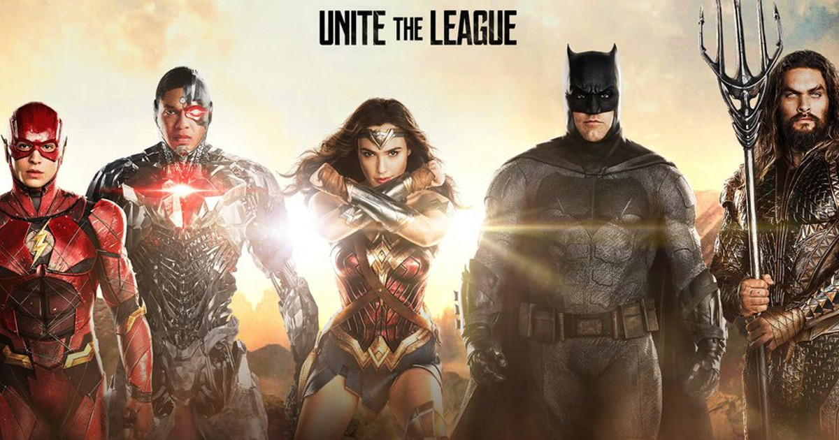Justice League movie connected Geoff Johns