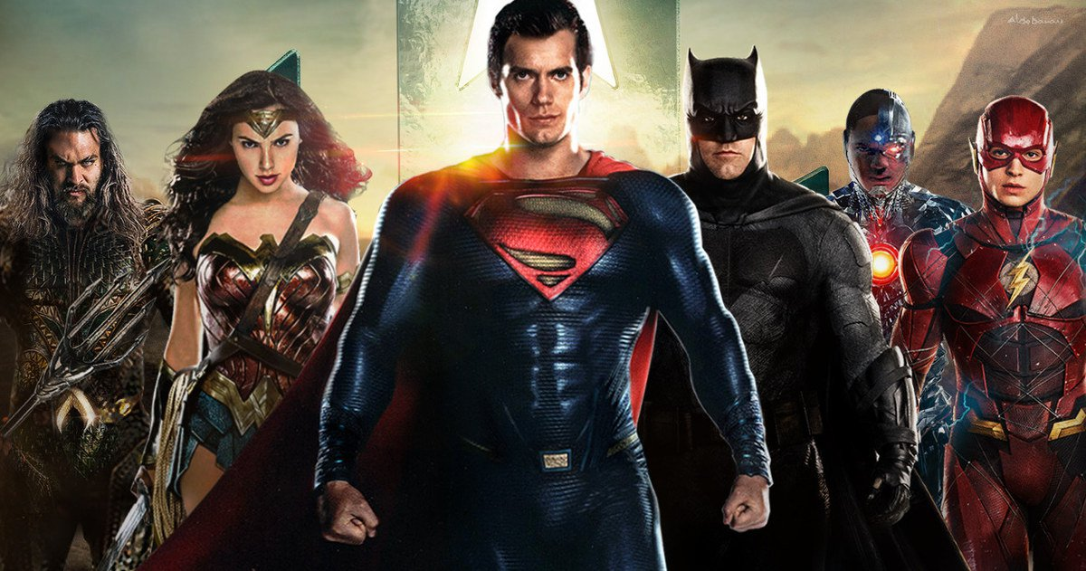 Lots Of Justice League DCEU Movies In The Works