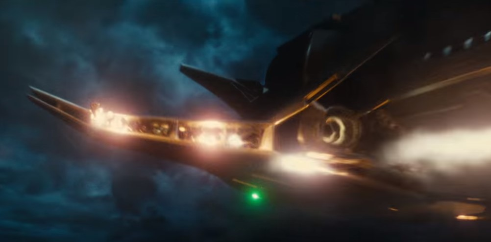 Green Lantern Justice League trailer