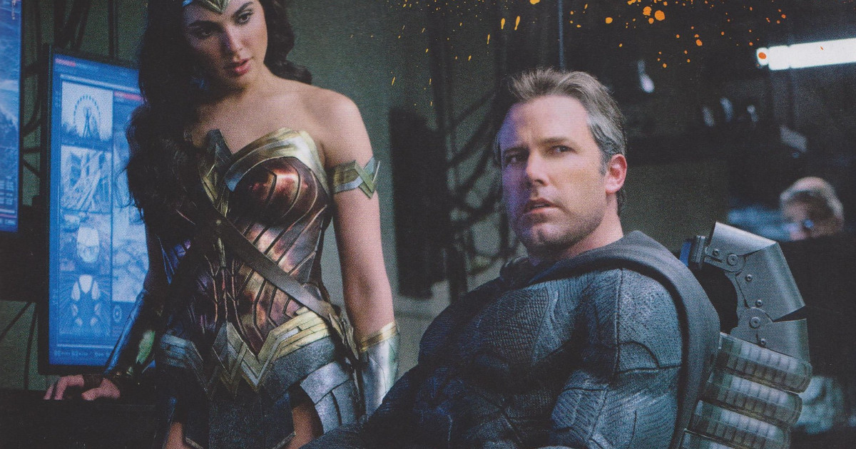 Justice League Merch Confirms Superman's Black Armor Costume