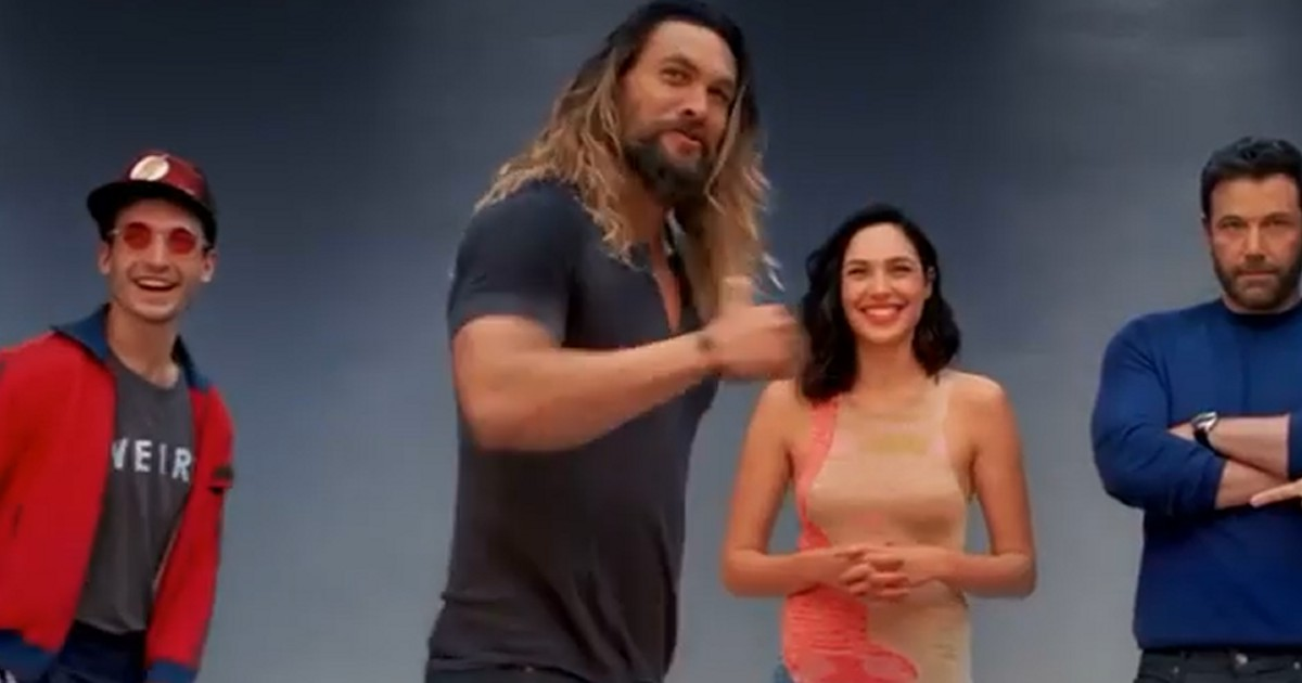 Justice League Mexico Independence Days Instagram Video