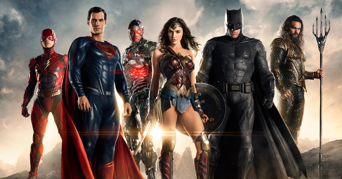 Justice League Music Video & Wonder Woman Motion-Poster Released