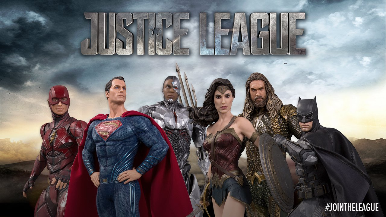 Justice League Movie Statues Revealed Cosmic Book News