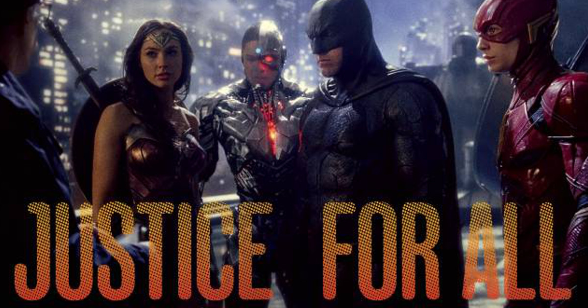Justice League Not Dark