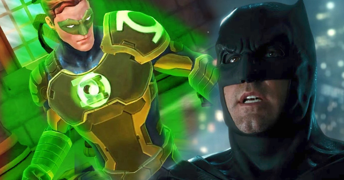 Justice League Rumored Green Lantern Costume Description