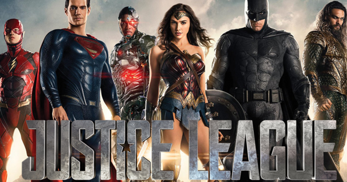 Justice League Movie Amazing