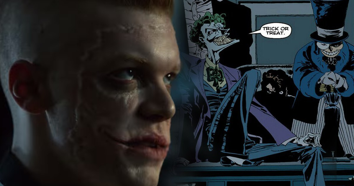 Justice League of Villains Coming To Gotham Teases David Mazouz & Cameron Monaghan