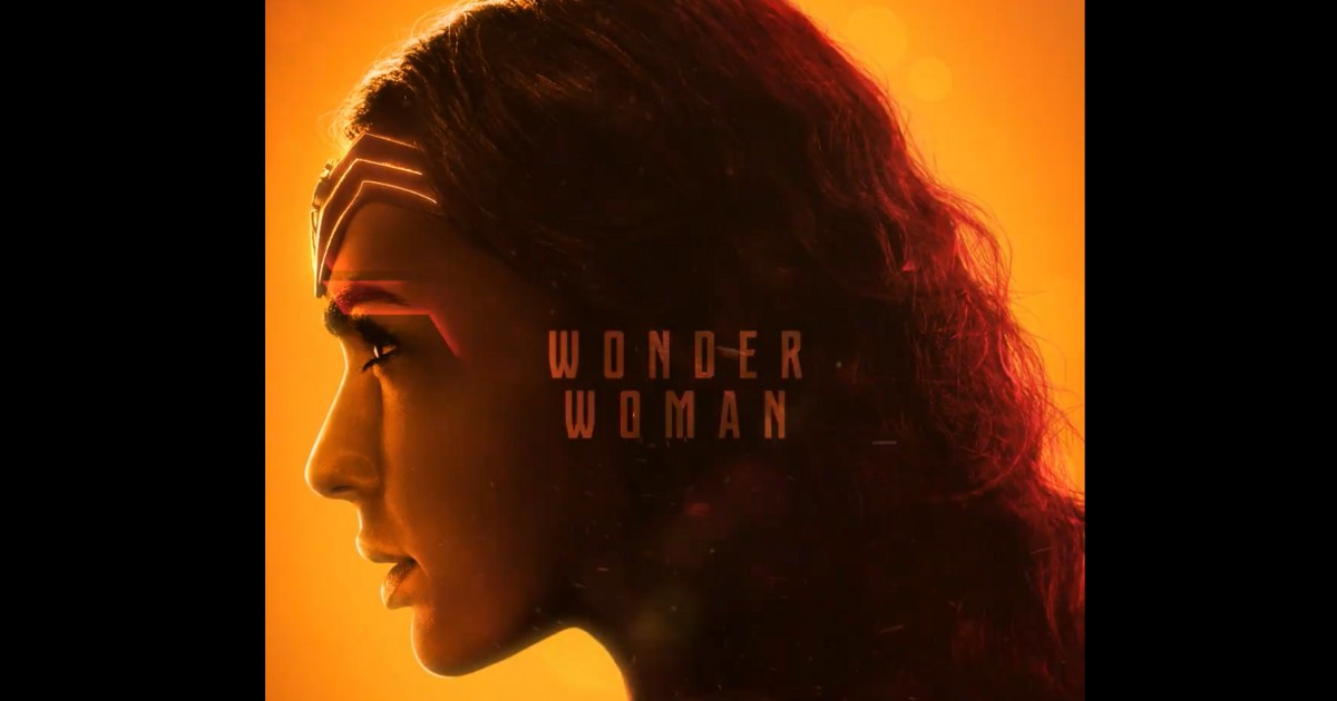 Justice League Blu-Ray Wonder Woman Trailer