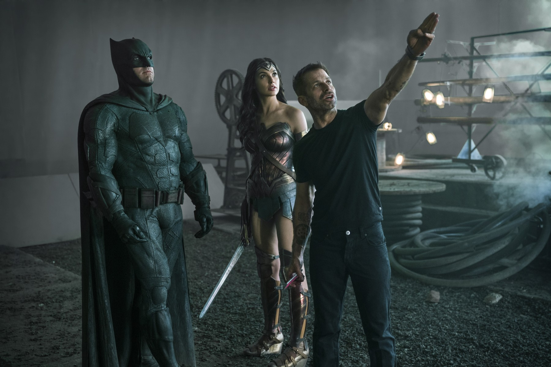 Justice League Vfx Artist Tells All In Reddit Q A Cosmic Book News