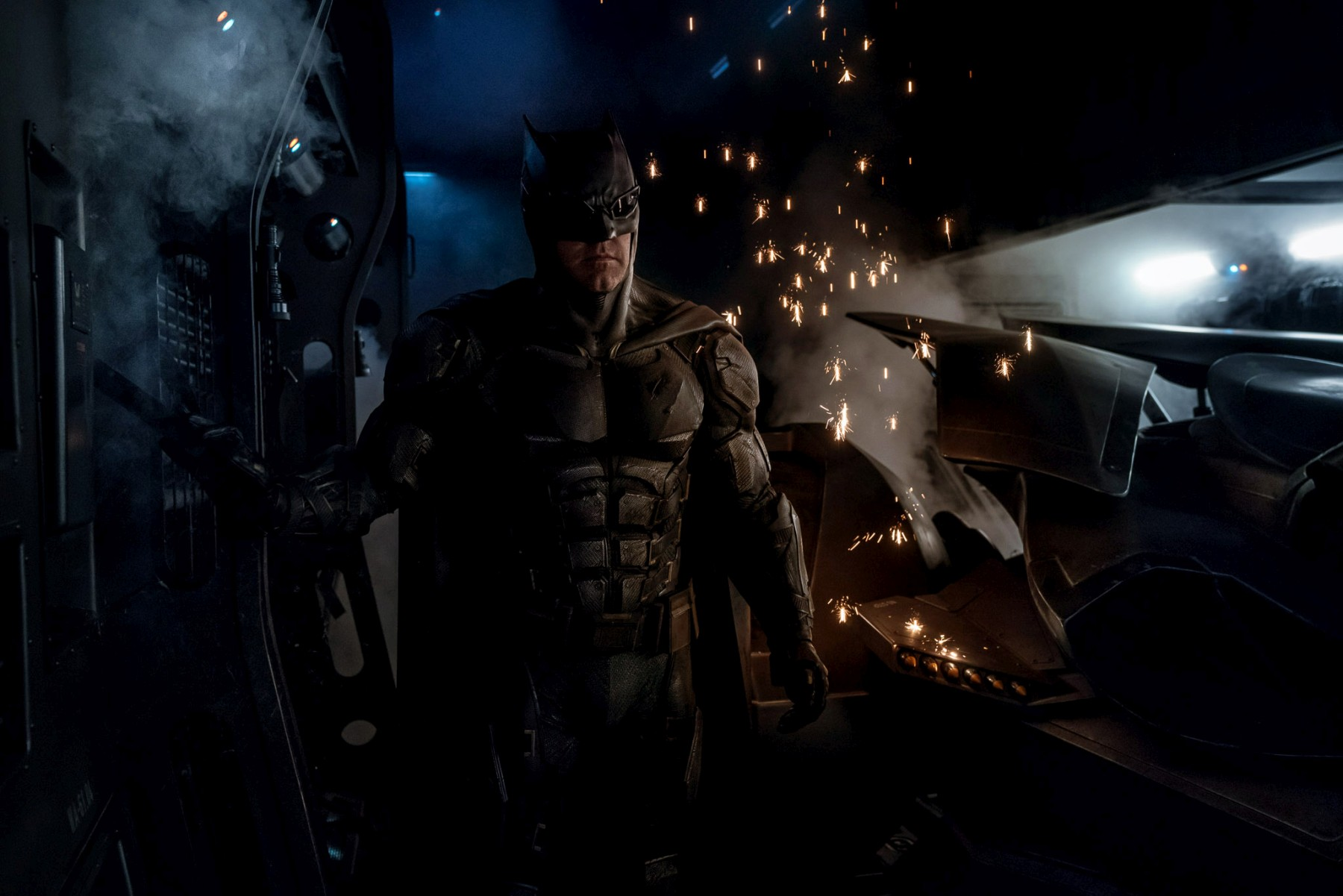 'Justice League's Ben Affleck Weighs In On Term Batfleck