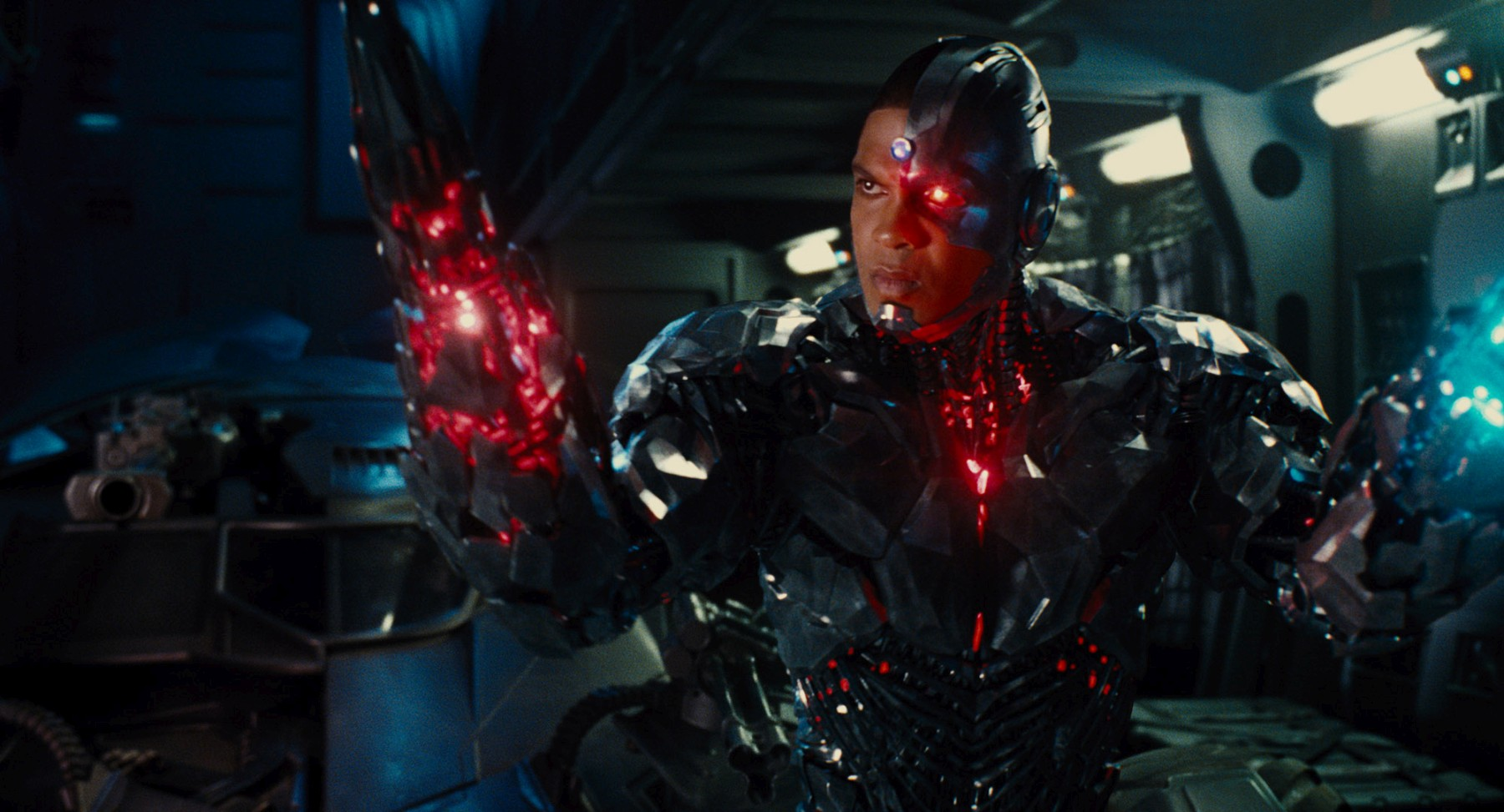 Justice League Ray Fisher Cyborg