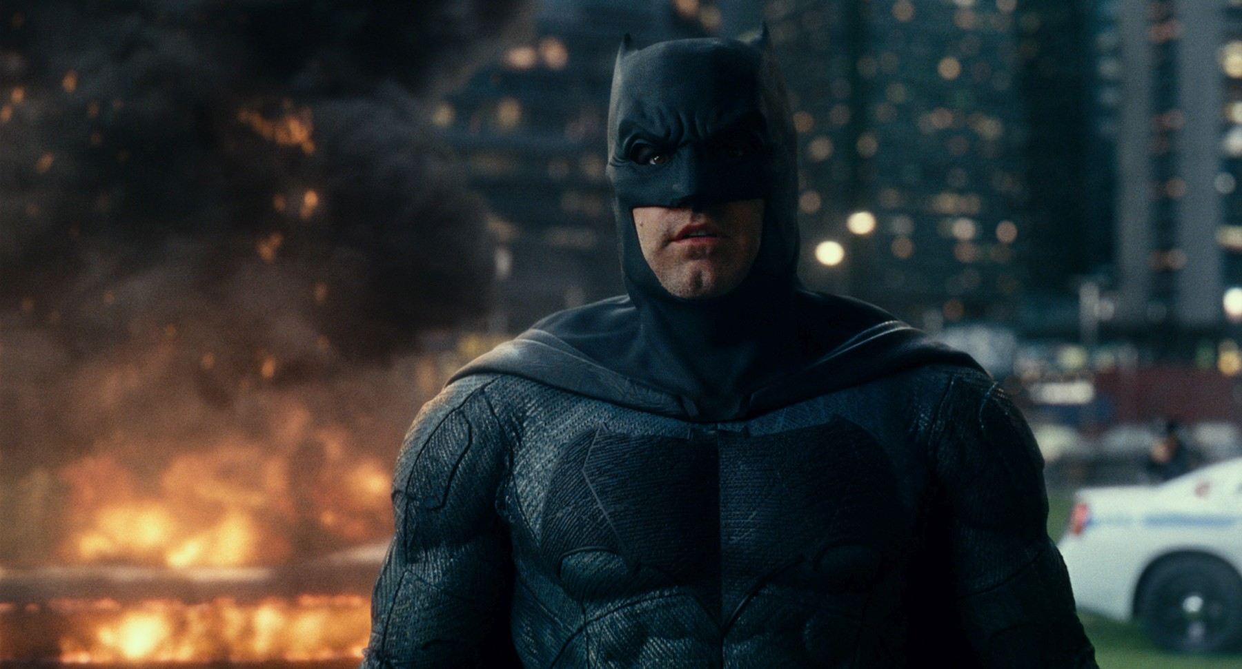 Ben Affleck On How Batman Has Changed In 'Justice League'