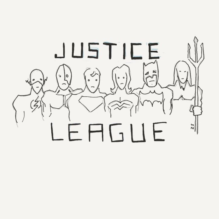New Justice League Set Images From Zack Snyder's Vero