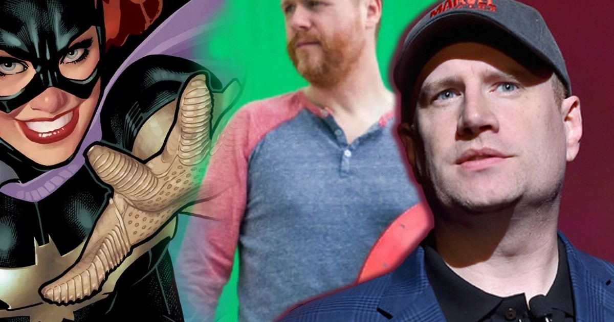 Marvel's Kevin Feige Comments On Joss Whedon and Batgirl