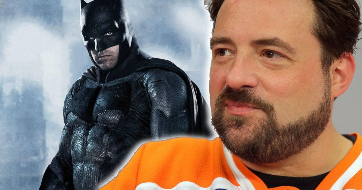 Kevin Smith Says No To Directing Batman