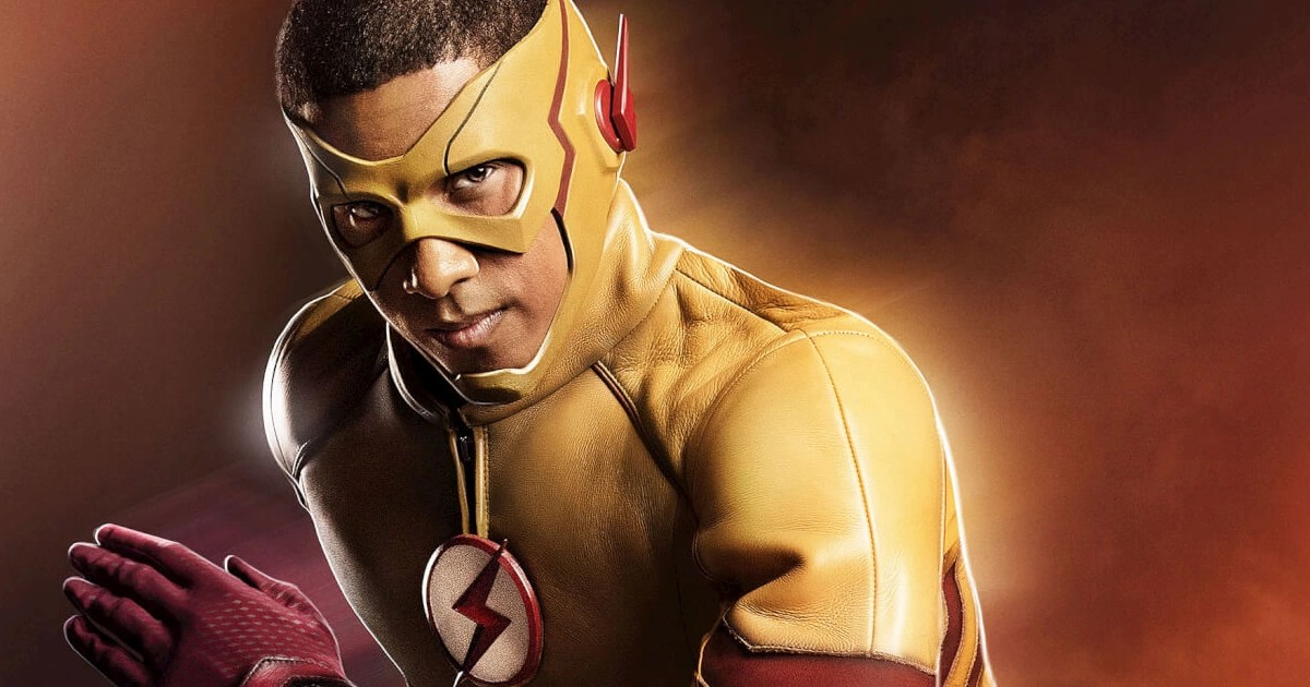 Keiynan Lonsdale Joins DC's Legends Of Tomorrow As Firestorm Exists