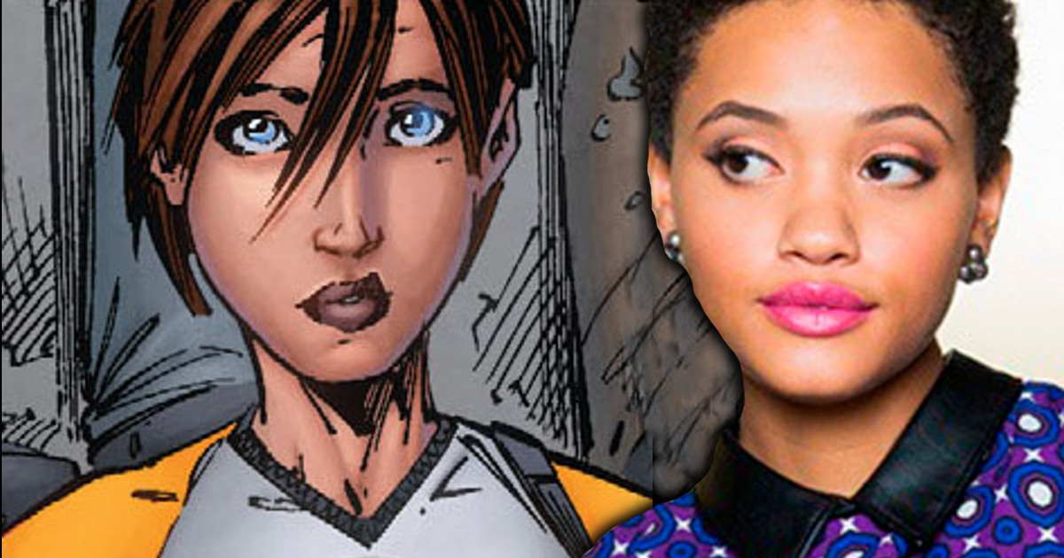 Kiersey Clemons In Talks For The Flash & Justice League Movies
