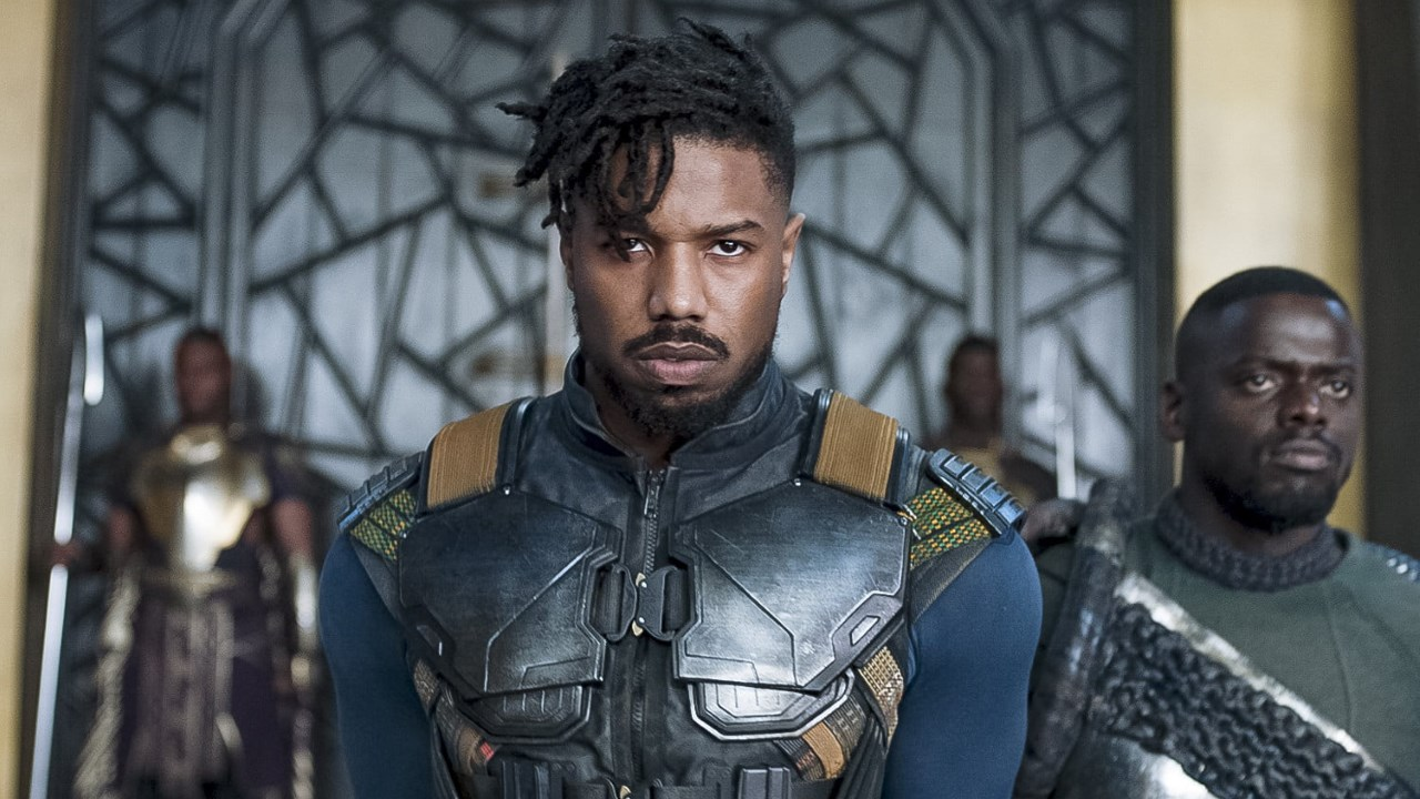 Michael B. Jordan Black Panther