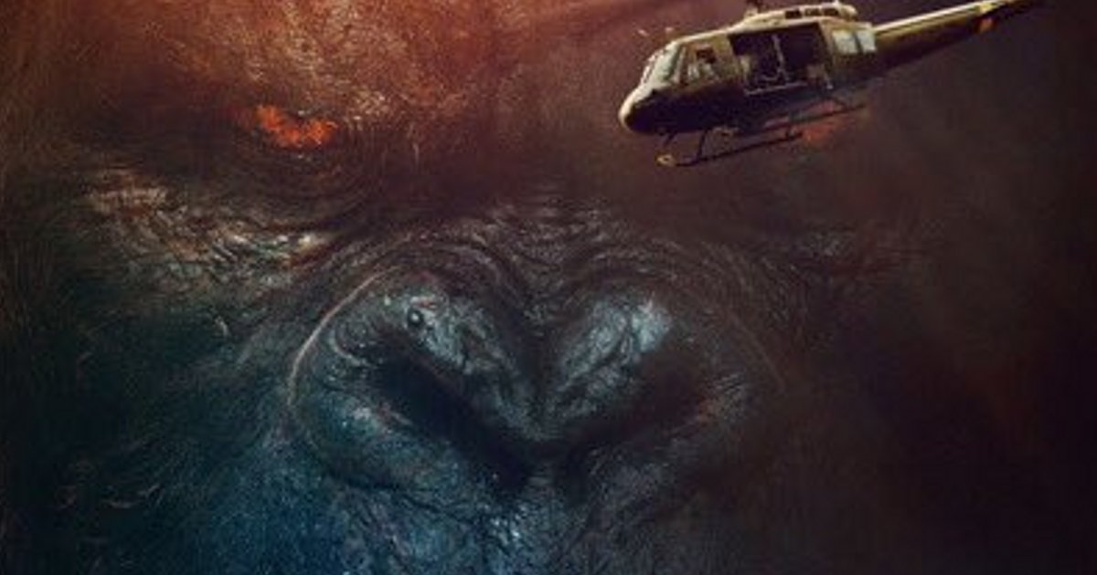 New Kong: Skull Island Posters