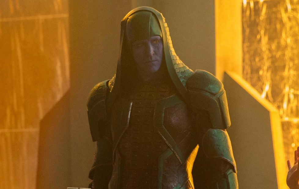 Captain Marvel Lee Pace