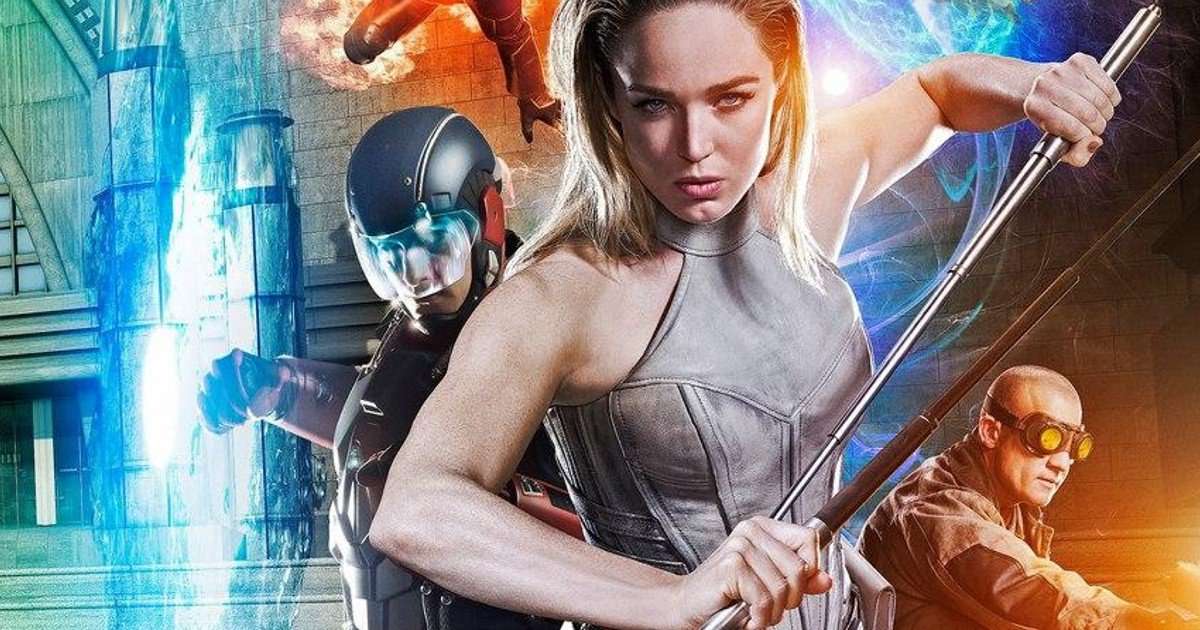 DC's Legends Of Tomorrow Invasion Most Watched Episode Ever