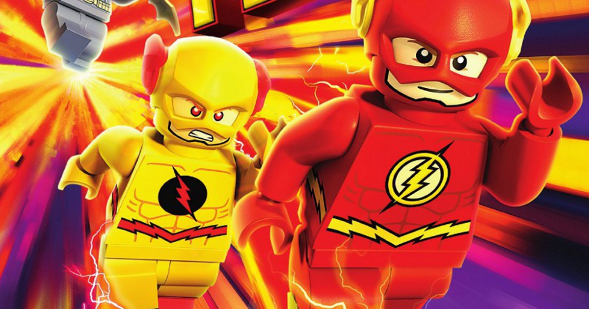 LEGO DC Super Heroes: The Flash Premiere Announced; Get Free Tickets