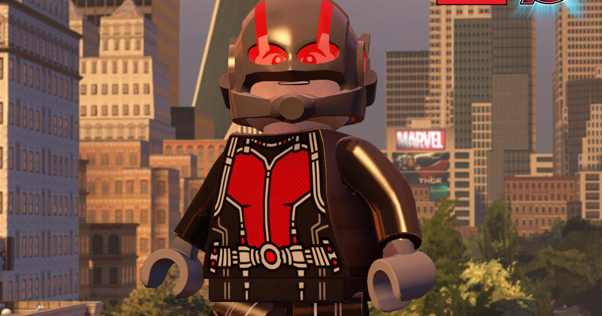 LEGO Marvel's Avengers: Marvel's Ant-Man Pack 2016 pc game Img-1