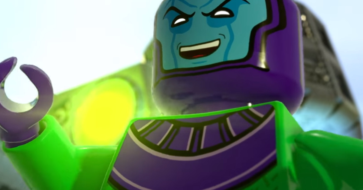 New LEGO Marvel Super Heroes 2 Kang trailer