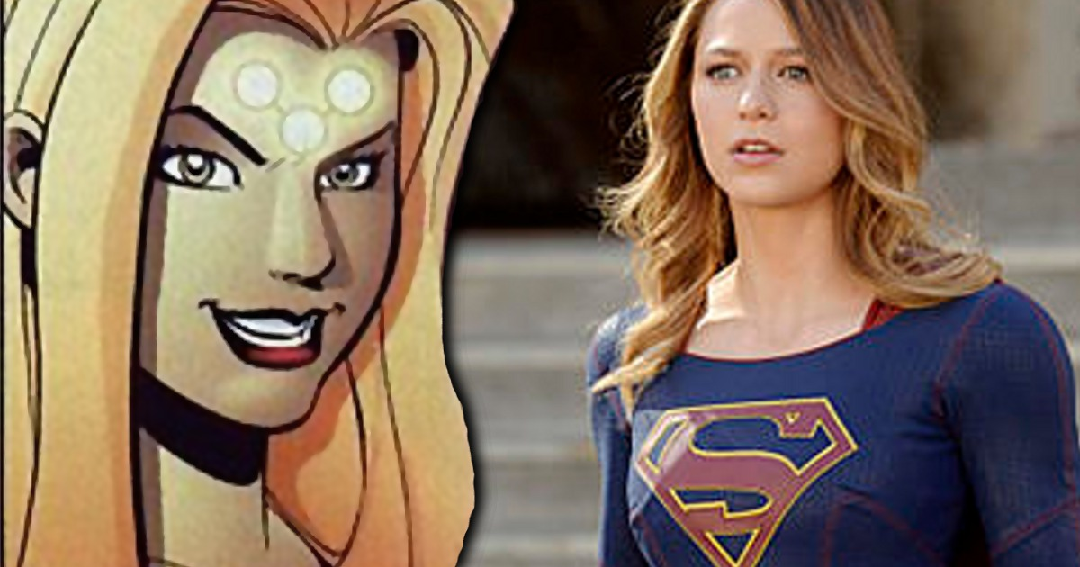 Supergirl Gets Lex Luthor's Sisiter & More
