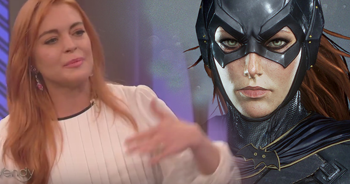 Lindsay Lohan Blames Sordid Past For Not Getting Batgirl