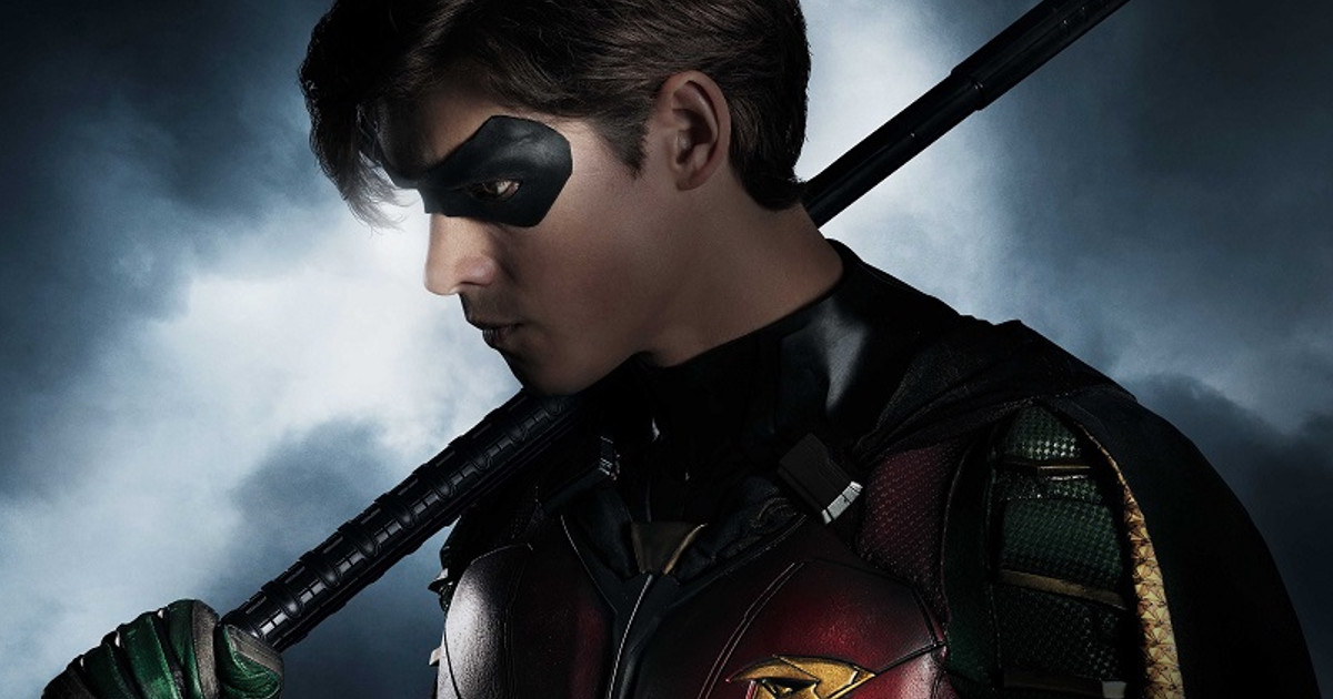 Titans: First Look At Brenton Thwaites As Robin