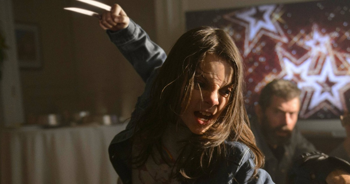 Image result for x-23 in logan
