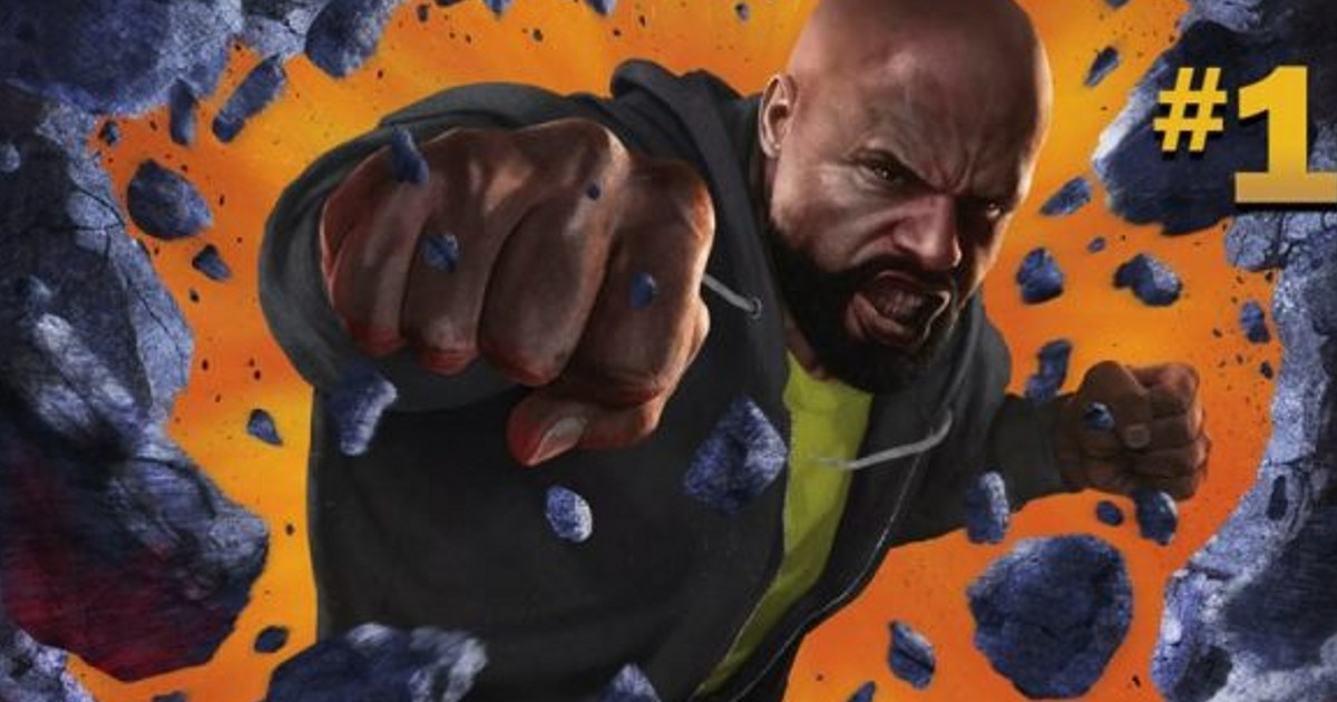 Luke Cage Cancelled And Lots Of Other Marvel Comics