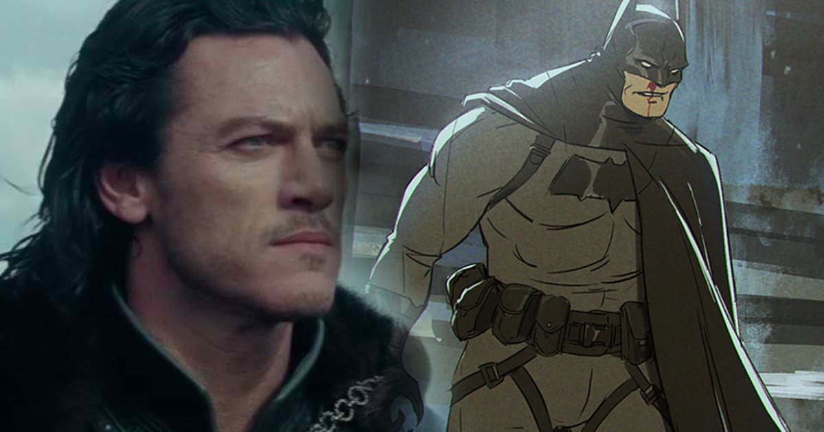 Luke Evans Batman