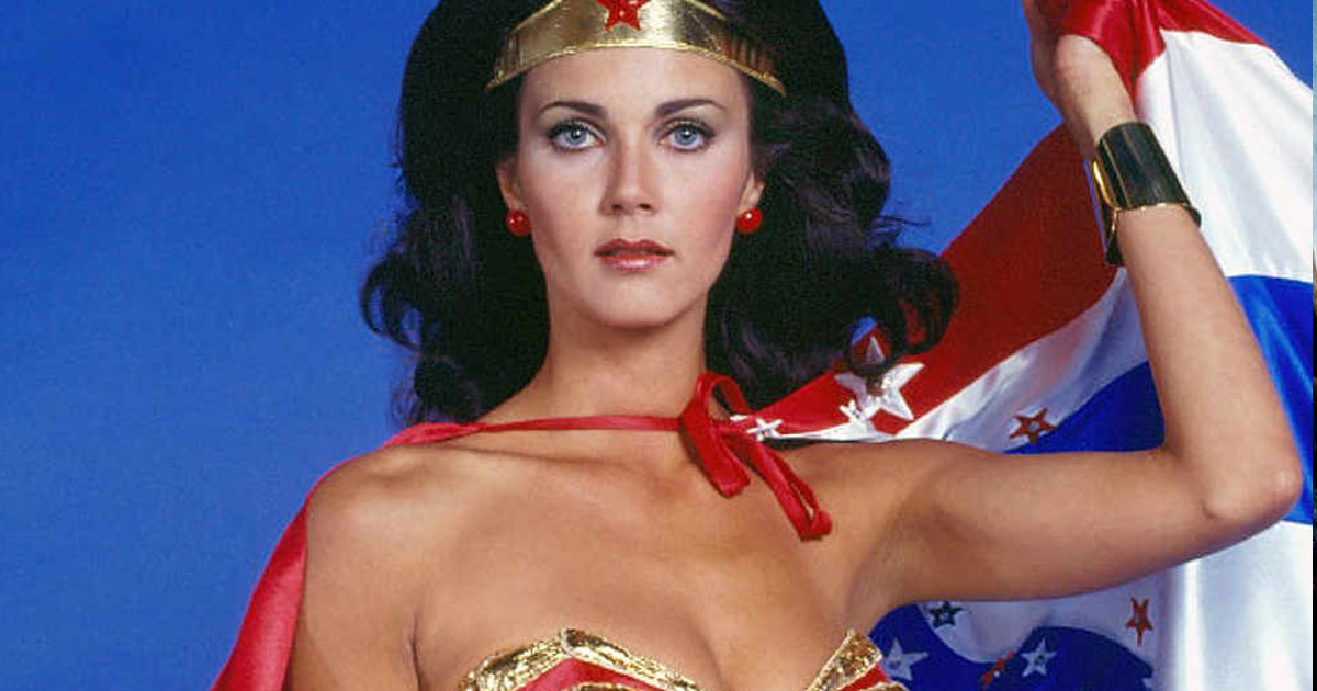 Lynda Carter James Cameron Wonder Woman