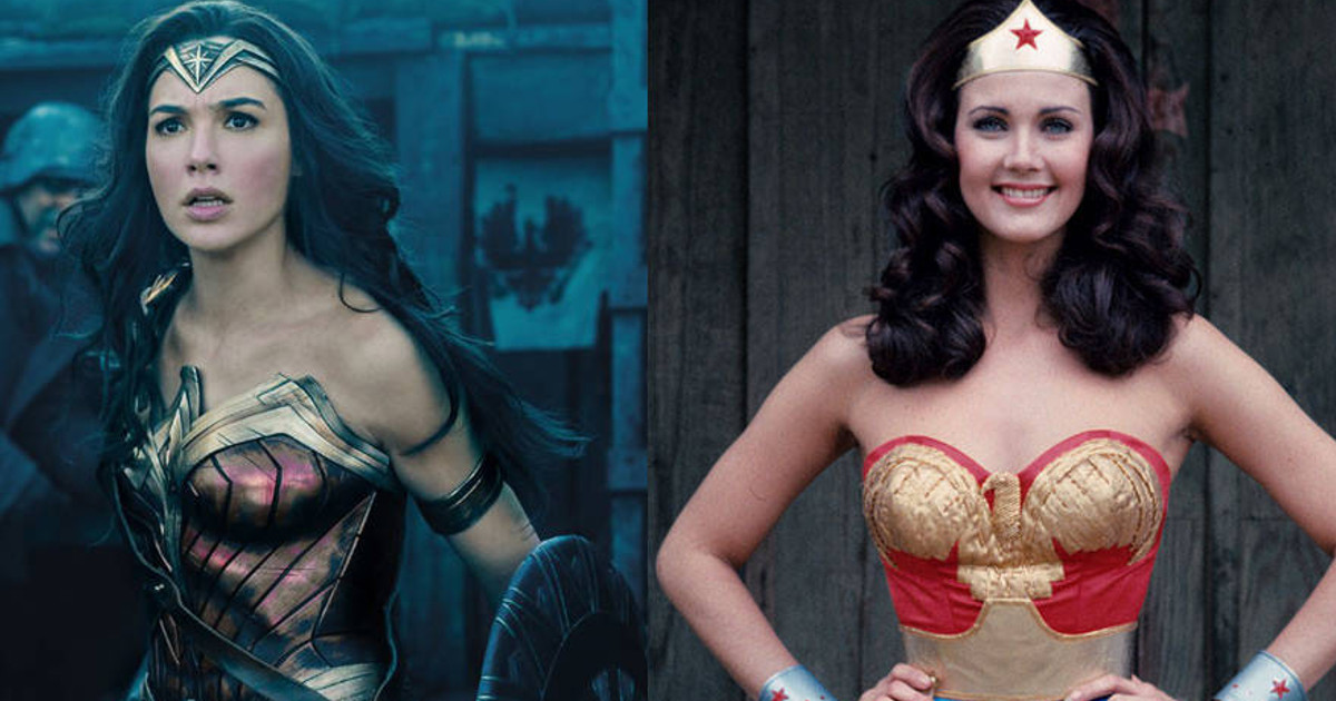 Patty Jenkins Thanks Lynda Carter For Her Wonder Woman Legacy
