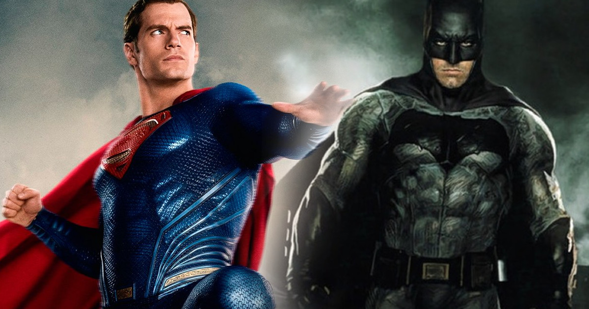 Man of Steel 2 & The Batman A Ways Off
