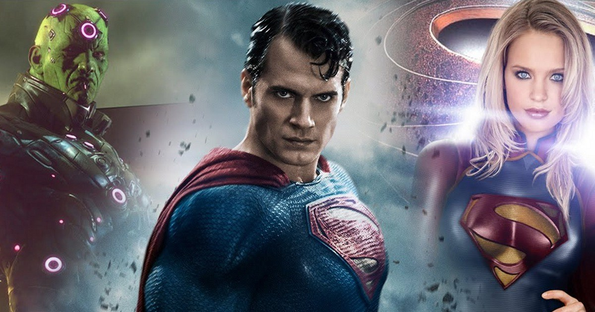 Image result for man steel 2 supergirl brainiac