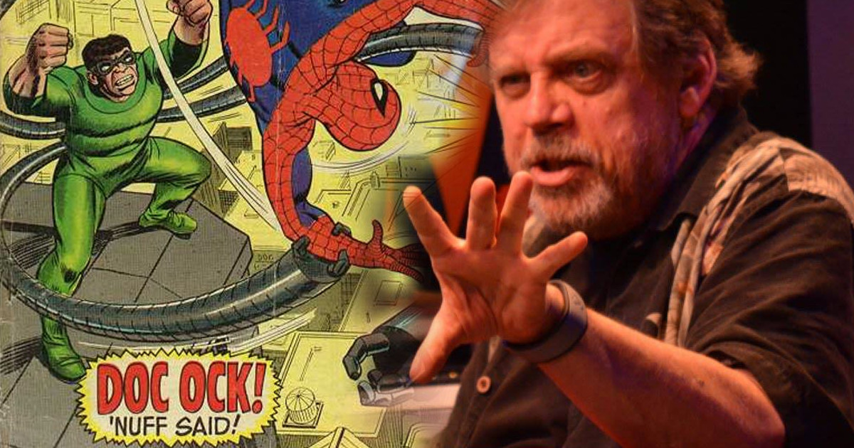 Fans Want Mark Hamill As Doc Ock