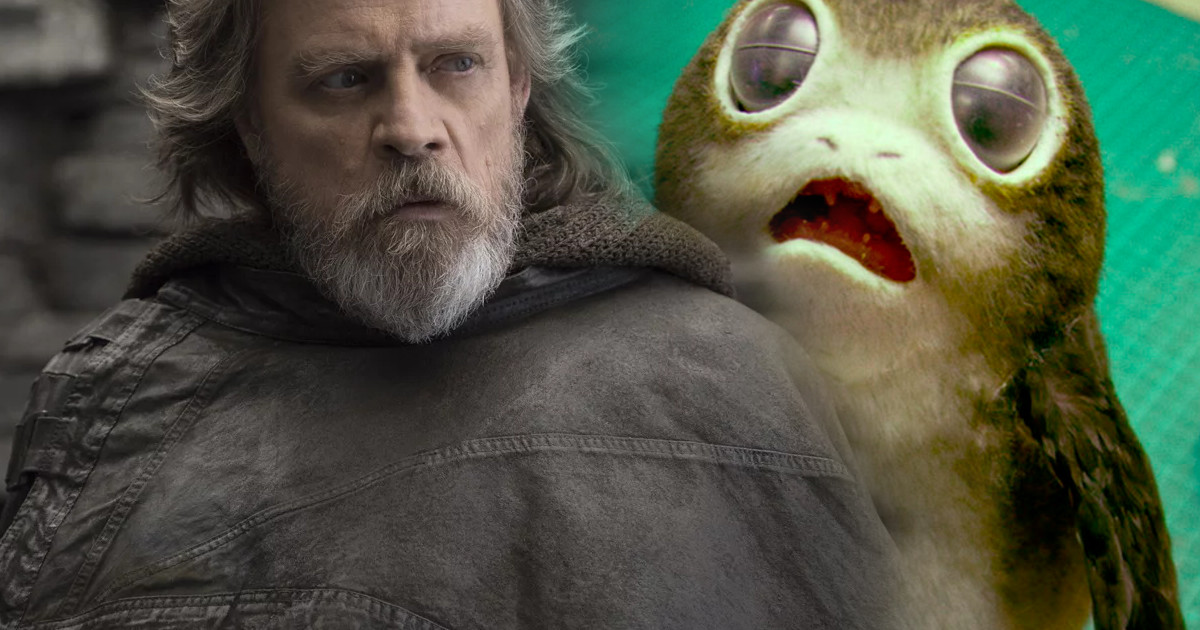 Star Wars The Last Jedi Porgs
