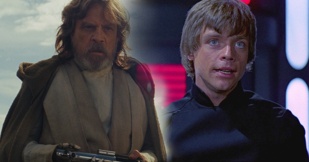 "Mark Hamill on Star Wars: The Last Jedi: ""He's not my Luke Skywalker"""