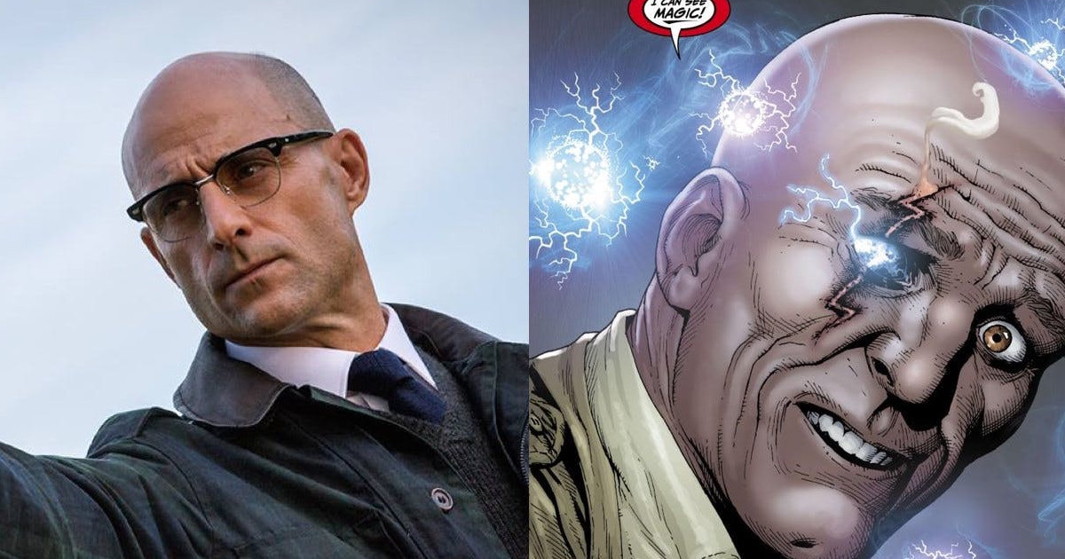 Mark Strong Confirms Dr. Sivana Role in 'Shazam!', Promises Plenty of Fun