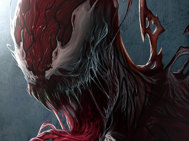 'Venom': Brisk Potentially Reveals First Look at Tom Hardy's Symbiote
