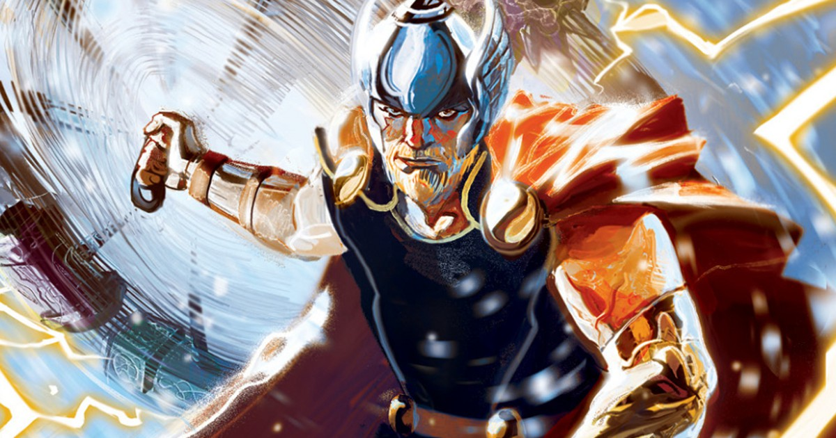 Marvel will make Thor the god of thunder again in Thor #1