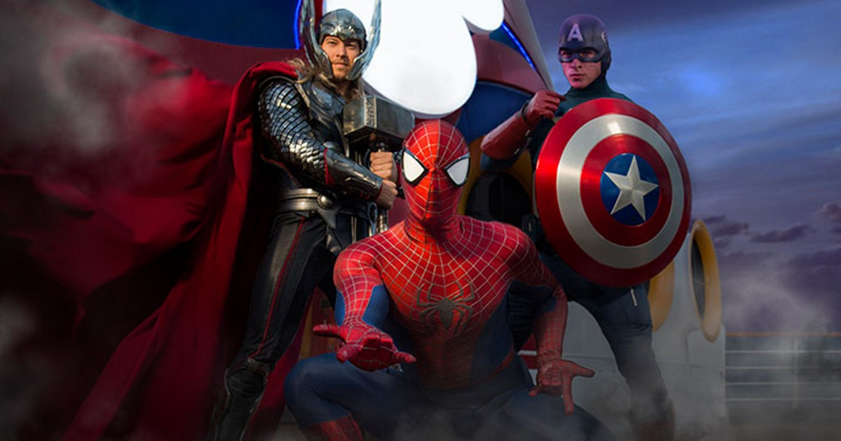 Disney Expands Marvel Cruise